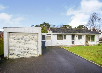 Thumbnail 2 bed semi-detached bungalow for sale in Brian Close, Sandford, Wareham