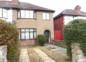 Thumbnail 3 bed semi-detached house for sale in Quarry Avenue, Bebington, Wirral