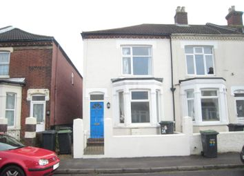 Thumbnail 3 bedroom end terrace house to rent in Avenue Road, Gosport