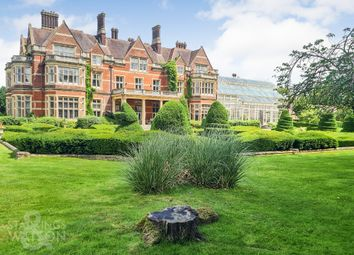 Thumbnail 2 bed flat for sale in Whitlingham Hall, Trowse, Norwich