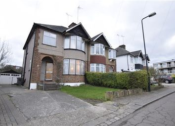 Thumbnail 3 bed semi-detached house to rent in Elmwood Crescent, Kingsbury