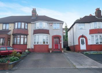 Thumbnail 3 bed semi-detached house for sale in Poplar Avenue, Tividale, Oldbury