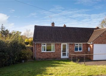 Thumbnail 3 bed semi-detached bungalow for sale in Rectory Road, Worcester