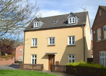 Thumbnail 4 bed detached house for sale in Chivenor Way Kingsway, Quedgeley, Gloucester, Gloucestershire