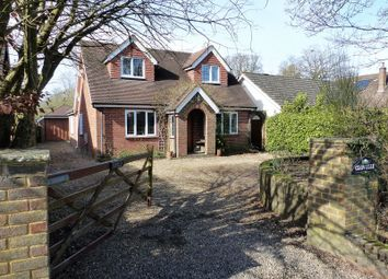 Thumbnail 3 bedroom detached house for sale in Guildford Road, Cranleigh