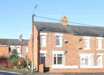 Thumbnail 3 bedroom end terrace house to rent in Rosemount Road, South Church, Bishop Auckland
