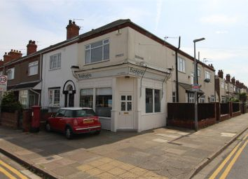 Thumbnail 1 bed end terrace house for sale in Bentley Street, Cleethorpes