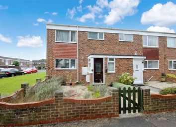 Thumbnail 3 bedroom end terrace house for sale in Conan Doyle Walk, Liden, Wiltshire
