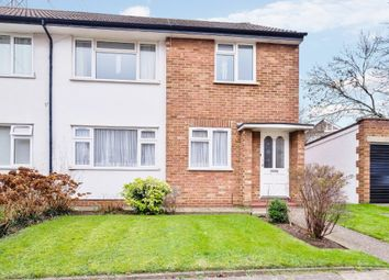 Thumbnail 2 bed maisonette for sale in Esher Close, Bexley