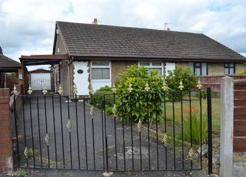 Thumbnail 2 bed detached bungalow to rent in Wyedale Road, Haydock, St. Helens