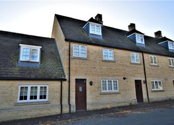 Thumbnail 3 bed town house for sale in Peterborough Road, Wansford, Peterborough
