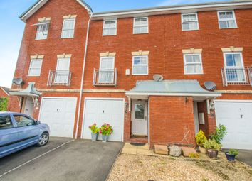 Thumbnail 3 bed town house for sale in Rhodfa Sweldon, Barry