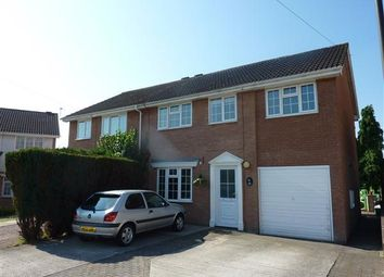 Thumbnail 4 bed semi-detached house for sale in Orchard Farm Close, Sedbury, Chepstow