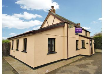 Thumbnail 3 bedroom detached house for sale in Llandissilio, Clynderwen