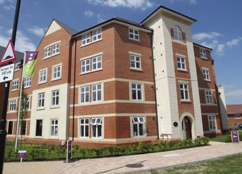 Thumbnail 2 bed flat to rent in Arnhem House, Burke Place, Wellesley, Aldershot
