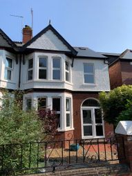 Thumbnail 4 bed semi-detached house for sale in Romilly Park Road, Barry