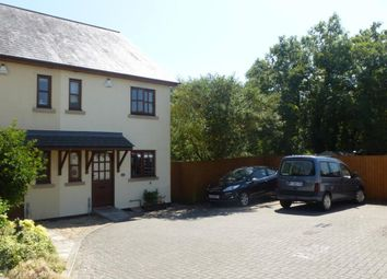 Thumbnail 3 bed semi-detached house to rent in Pottery Yard, Liverton, Newton Abbot, Devon