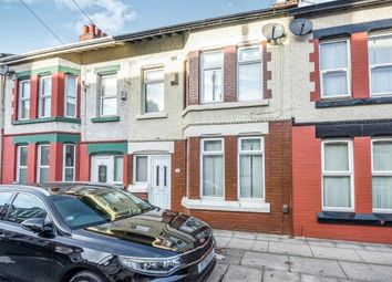 Thumbnail 3 bed terraced house for sale in Durban Road, Liverpool, Merseyside, England