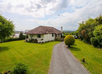 Thumbnail 4 bed detached bungalow for sale in Golvers Hill Road, Kingsteignton, Newton Abbot