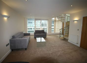 Thumbnail 3 bed flat to rent in Western Gateway, London