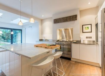 Thumbnail 4 bed semi-detached house to rent in Overhill Road, East Dulwich, London