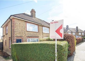 Thumbnail 2 bed end terrace house for sale in Fryent Grove, London