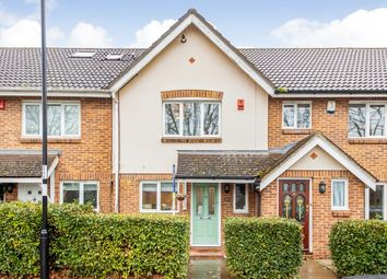 Thumbnail 2 bed terraced house for sale in Peppermead Square, Slagrove Place, London