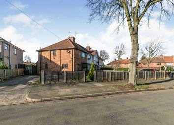 Thumbnail 3 bed semi-detached house for sale in Homelea Road, Yardley, Birmingham
