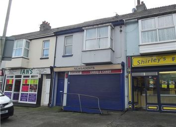 Thumbnail Retail premises to let in 83-85 Wolseley Road, Ford, Plymouth