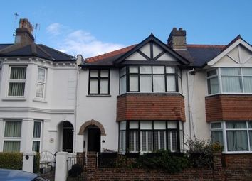 Thumbnail 4 bed terraced house to rent in Hanover Road, Eastbourne
