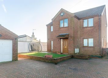 Thumbnail 4 bed detached house for sale in Withernsea Road, Hollym, Withernsea