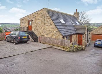 Thumbnail 7 bed detached house for sale in Cliffe View, Clayton West, Huddersfield
