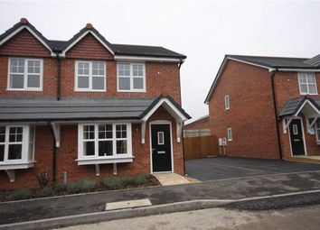 Thumbnail 3 bed semi-detached house to rent in Cleveland Road, Leyland