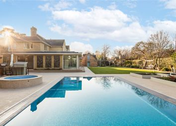 Ginnels House, Sandpits Road, Richmond TW10. 7 bed detached house for sale