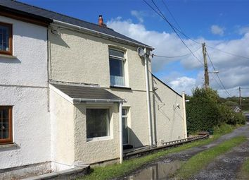 Thumbnail 2 bed semi-detached house for sale in Gate Road, Penygroes, Llanelli