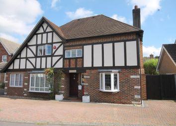 Thumbnail 5 bed detached house to rent in The Oaks, Burgess Hill