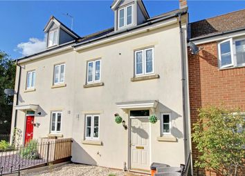 Thumbnail 4 bed terraced house for sale in Pioneer Road, Oakhurst, Swindon, Wiltshire