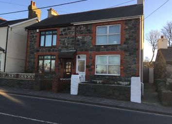 Thumbnail 2 bed semi-detached house for sale in Llanrug, Caernarfon, Caernarfon