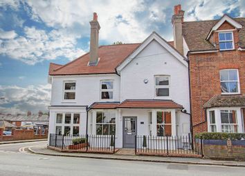 Thumbnail 4 bed terraced house for sale in Elegant, Stylish And Central...Station Road, Marlow