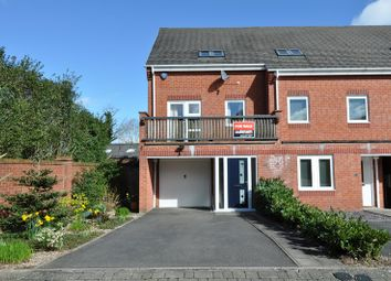 Thumbnail 3 bedroom end terrace house for sale in Meadow Gate, Northfield, Birmingham