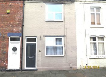 Thumbnail 2 bed semi-detached house to rent in Beaconsfield Street, Darlington