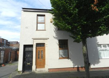 Thumbnail 4 bed end terrace house for sale in Cave Street, Preston
