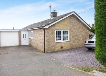 Thumbnail 3 bed bungalow for sale in Feltwell Road, Southery, Downham Market
