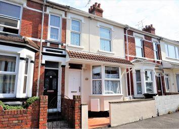 Thumbnail 4 bed terraced house for sale in Graham Street, Swindon