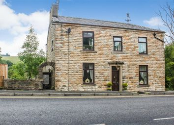 Thumbnail 3 bed detached house for sale in Blackburn Road, Rising Bridge, Accrington, Lancashire