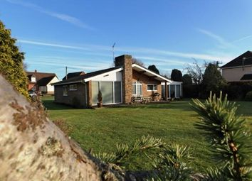Thumbnail 3 bed bungalow for sale in Claxton, Norwich, Norfolk