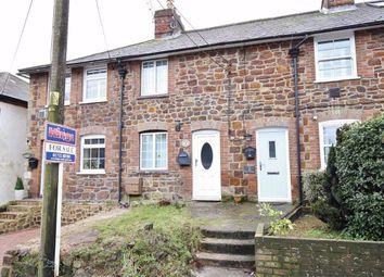 Thumbnail 2 bed terraced house for sale in Maidstone Road, Wrotham Heath, Sevenoaks