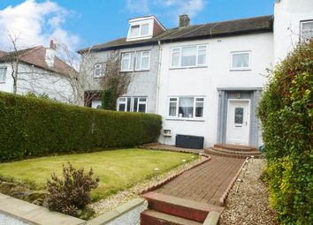Thumbnail 2 bed terraced house for sale in Barlae Avenue, Waterfoot, Glasgow