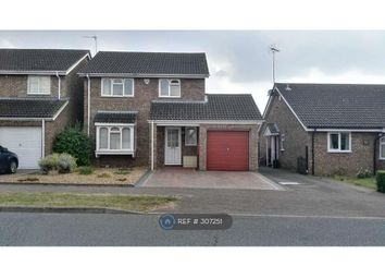Thumbnail 3 bedroom detached house to rent in Abbey Way, Milton Keynes