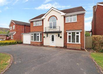 Holbrook Road, Stratford-Upon-Avon, Warwickshire CV37. 4 bed detached house for sale